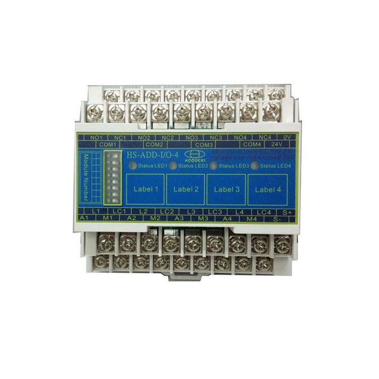 Control Module 4IN4OUT HS-ADD-I/O-4