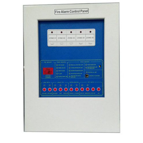 Conventional Fire Alarm Master Control